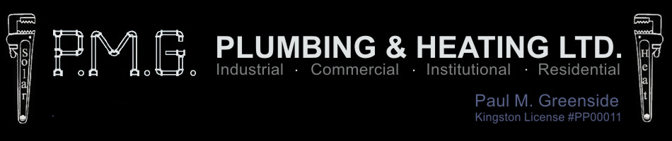 PMG, Kingston Plumber and Plumbing Services